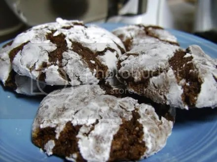 Chocolate Cookies from Scratch