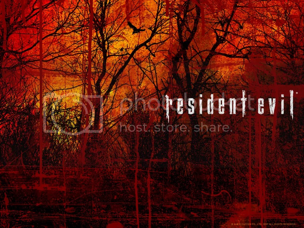 Resident Evil Wallpapers Graphics Code | Resident Evil Wallpapers Comments &