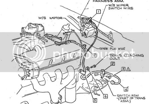 Turbo 400 Transmission Kickdown Switch Wiring Diagram
