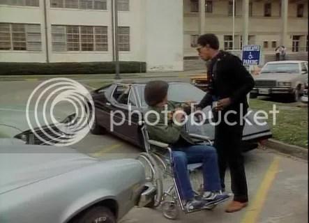 Accidente de coche peculiar