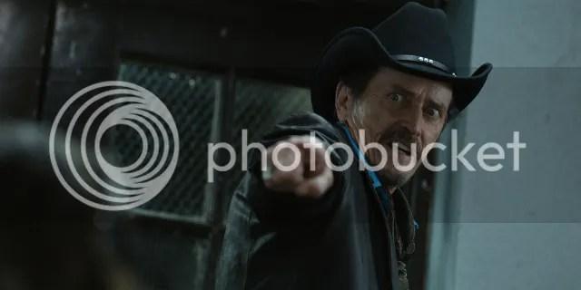 Grant Mazzy (Stephen McHattie)