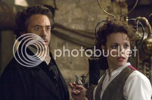 Sherlock e Irene