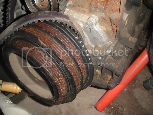 Need The Timing Belt Diagram For The Nissan Rb30 Engine Please