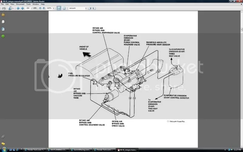 Need 2000 43 Vacuum Diagram S10 Forum