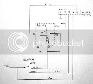 wiring for wiper motor  Electrical Forum  Peugeot 306 GTi6 & Rallye Owners Club