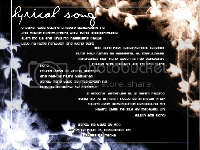Lyrical Song