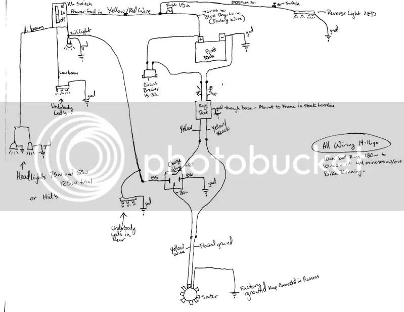 Banshee Stator Wiring Diagram : 29 Wiring Diagram Images