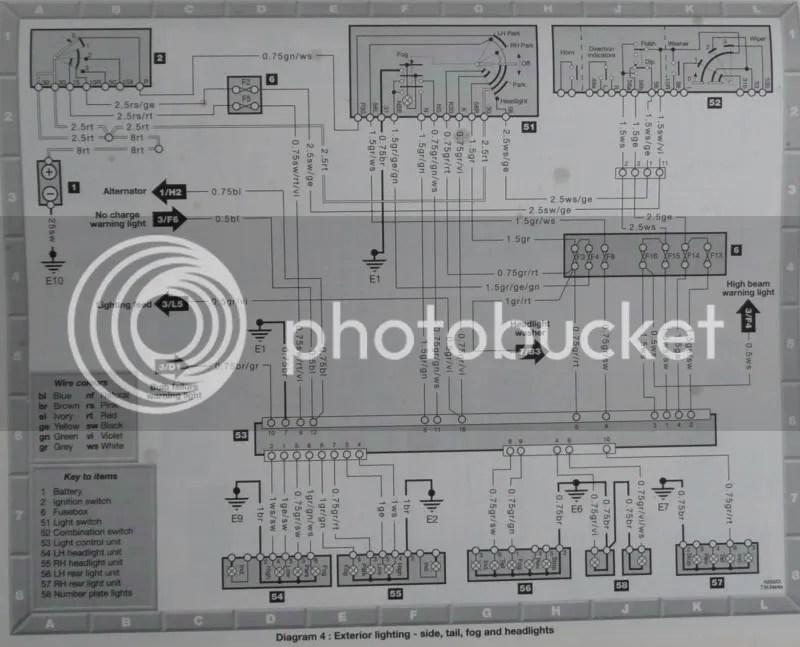 Mercedes E220 Wiring Diagram