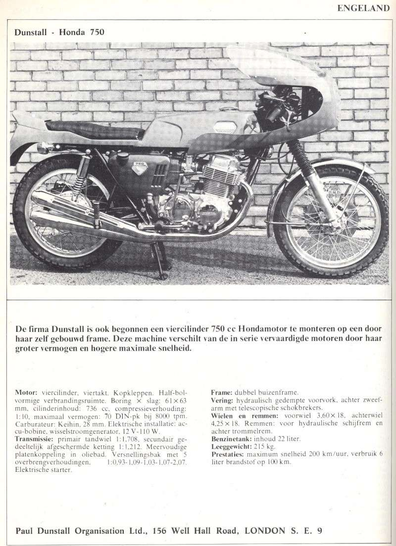 cafe style bikes from '73-'74