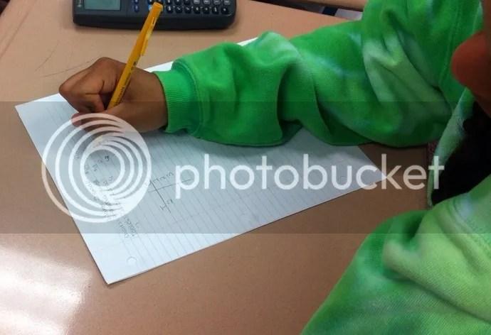 Student work 1