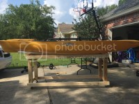 Hobie Forums  View topic - Pro Angler Kayak Storage Rack