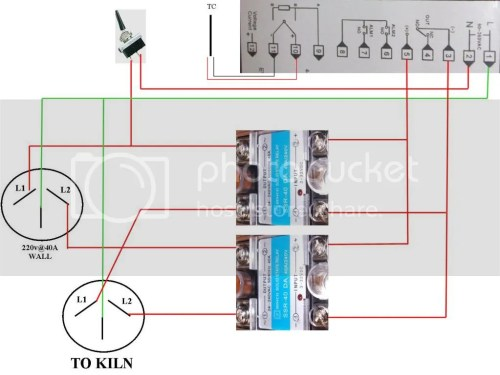 small resolution of digital controller for old kiln bladeforums com img pid ssr wiring diagram