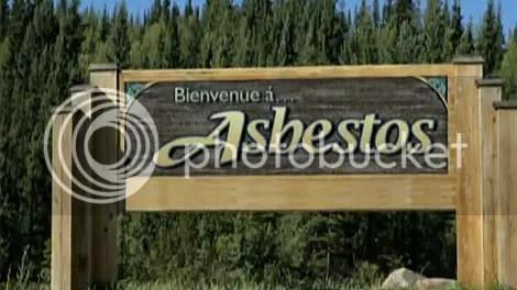 Asbestos, Quebec Canada