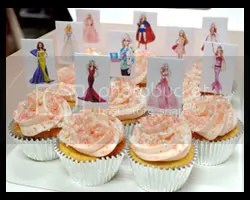 Barbee Cup Cake
