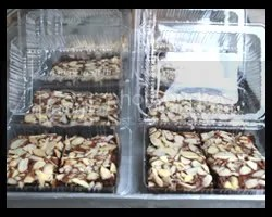 Almond Chocolate Brownies