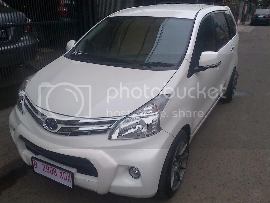grand new avanza silver metallic tipe g 2016 94 modifikasi mobil all 2012 2017