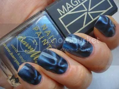 magnetic blue