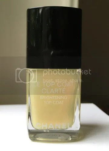 Le Top Coat Clarté