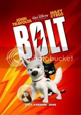 Bolt 3D Movie