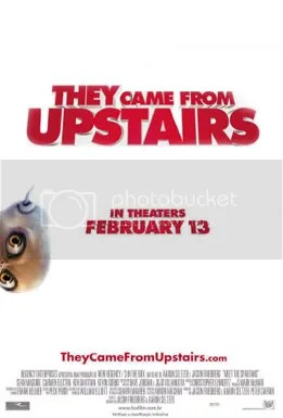 They Came From Upstairs, l'affiche