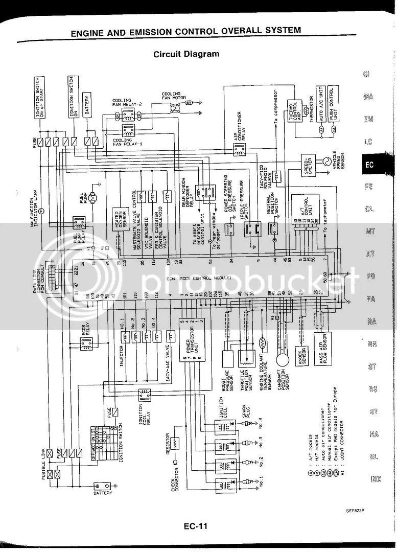 s14 sr20det engine diagram