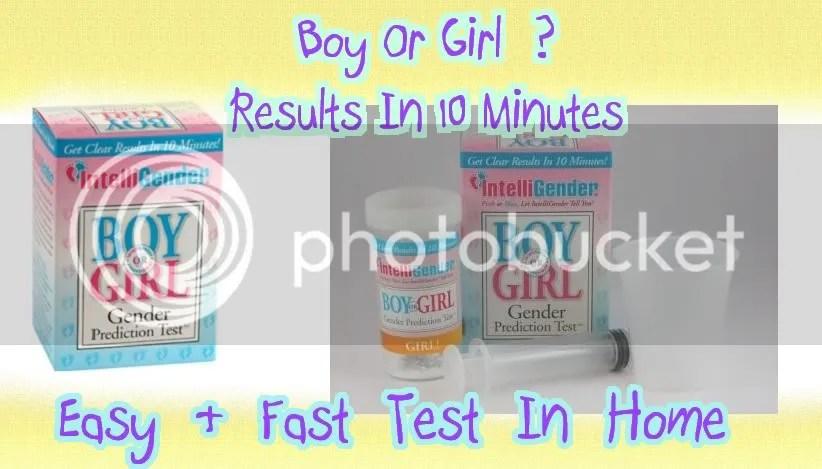 baby gender test lookup