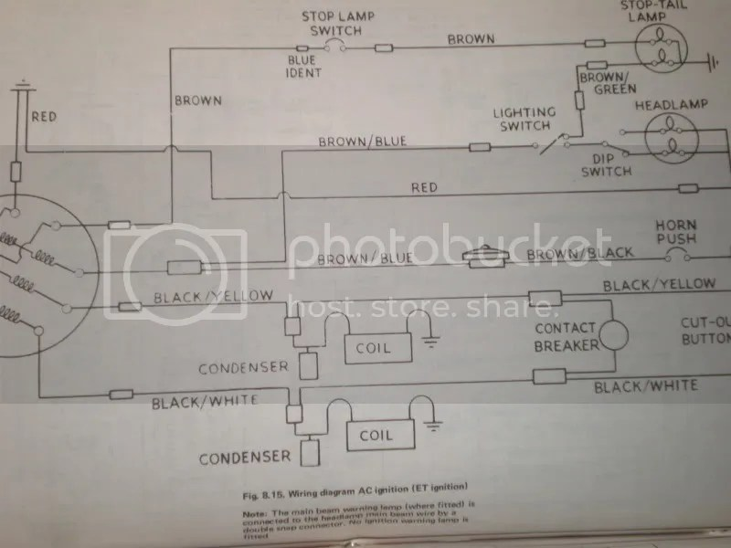 Triumph Nobattery Wiring Diagram The Jockey Journal Board