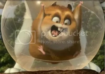 Rhino the Hamster - Bolt Disney Movie