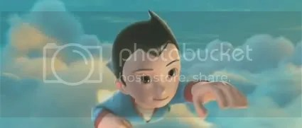 Astro Boy Movie Trailer