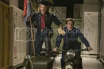 Night At The Museum 2 Movie - Battle of the Smithsonian