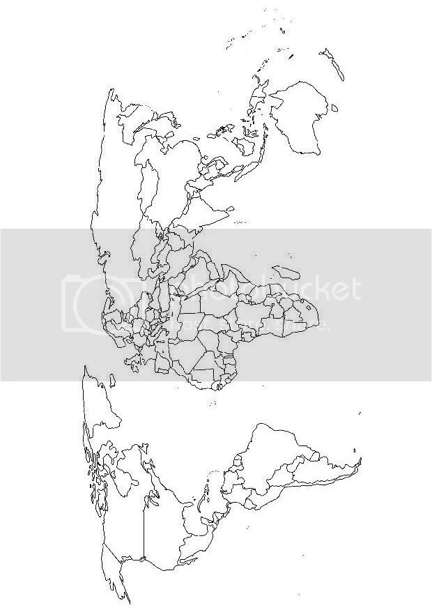 Bahamas Map Coloring Page