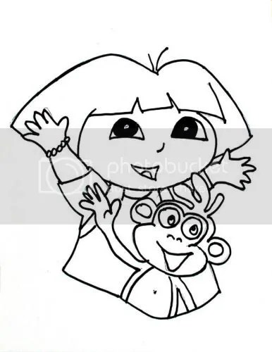 Printable Coloring Pages: Nickelodeon Coloring Pages