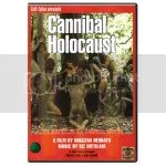 Cannibal Holocaust DVD