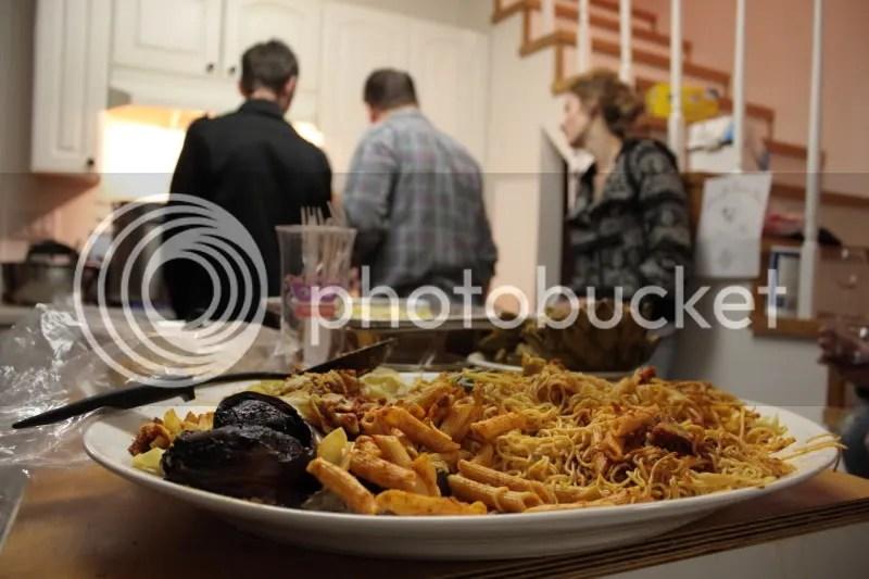 Italian-sized plate