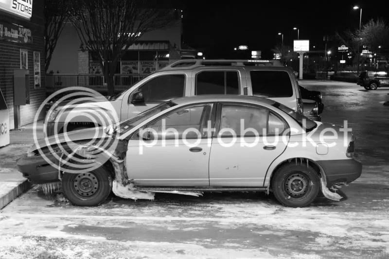 Winter Battle Damage
