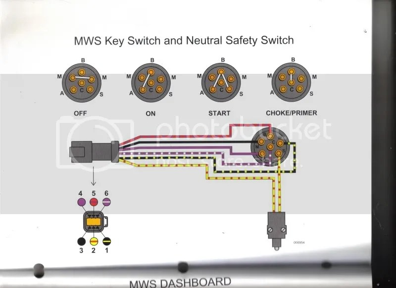 Mercury Outboard Wiring Diagram On Omc Ignition Switch Wiring Diagram