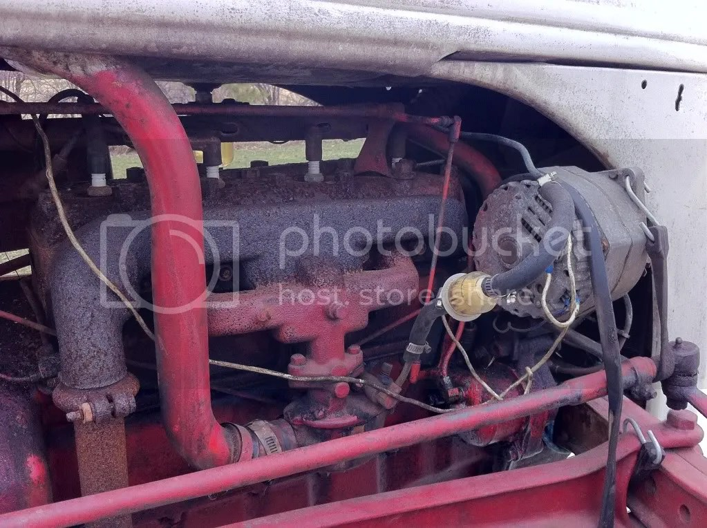 Tractor Wiring Diagram On 9n Ford Tractor Wiring Diagram 12 Volts