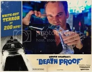 Death Proof, Quentin Tarantino
