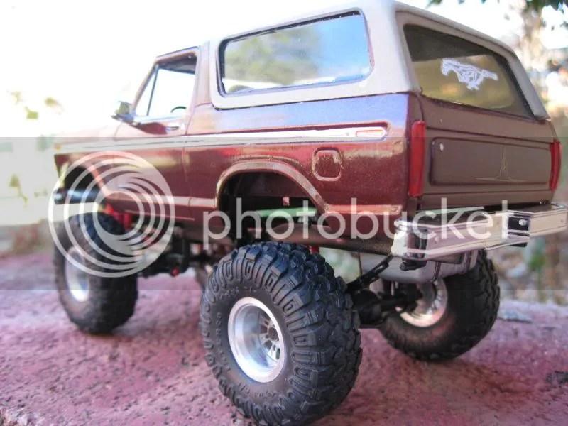 79 Bronco Built Road Ford