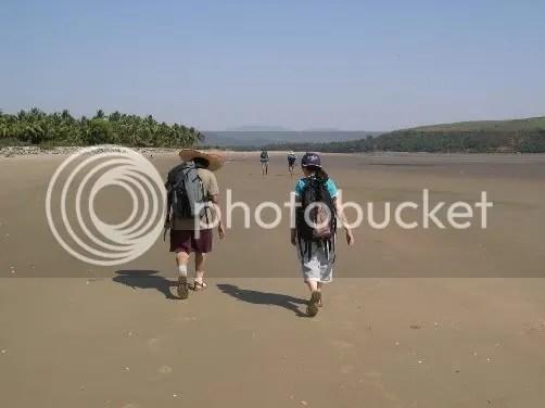 Beach trek: Gokarna to Honnavar (6/6)