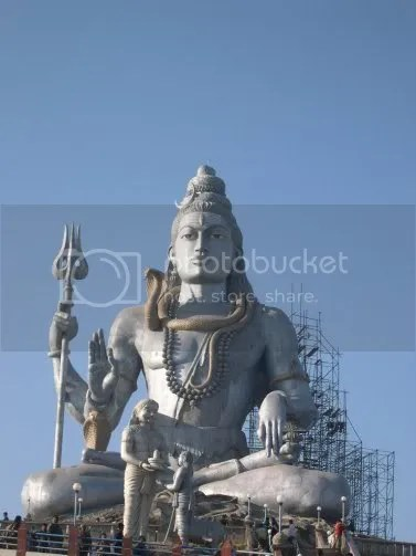 Shiva at murudeshwara