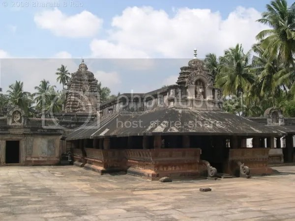 Madhukeshwara Temple, Banavasi