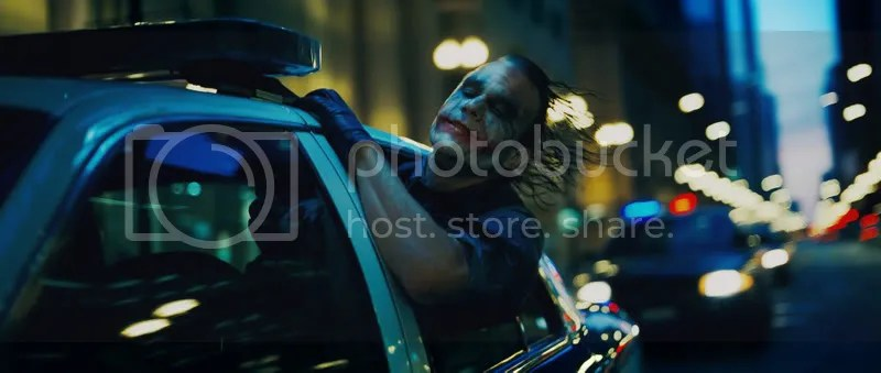Joker Police Car Pictures, Images and Photos