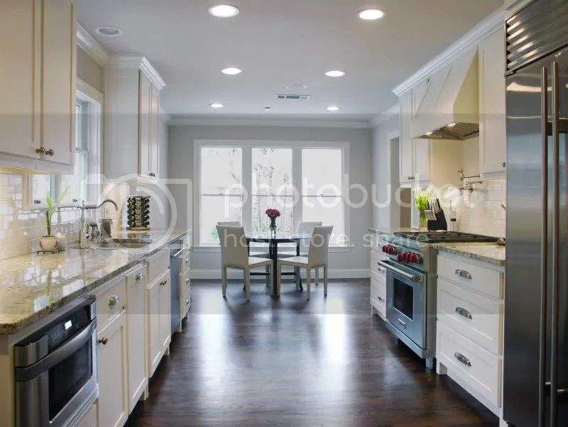 Selling house  will my galley kitchen hurt me Pics inside