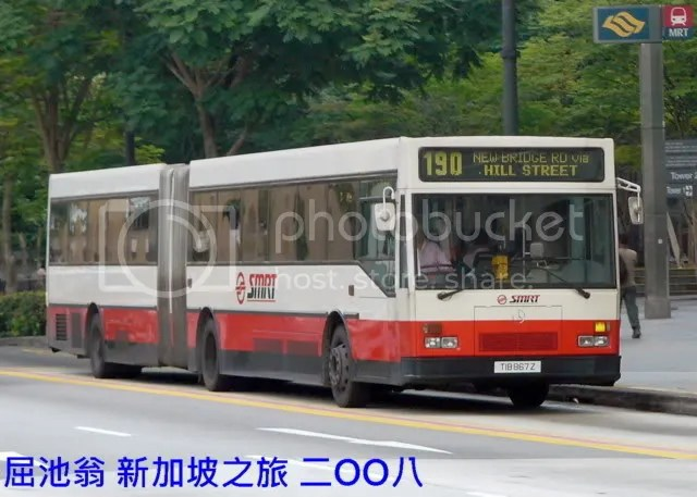 [08新加坡] SMRT掛接巴士雜攝 - 外地巴士討論 (B5) - hkitalk.net 香港交通資訊網 - Powered by Discuz!