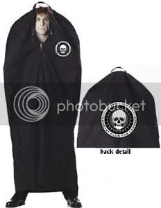 Body Bag Halloween Costume