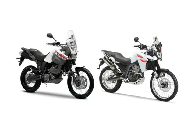 Comparativa DERBI Terra Adventure vs. Honda Varadero