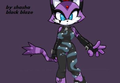 Blaze The Cat Dress Up Jeux De Fille
