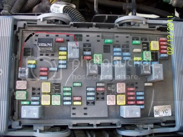 2008 Silverado Wiring Schematic How To Headlight All On Mod Discussion Page 38