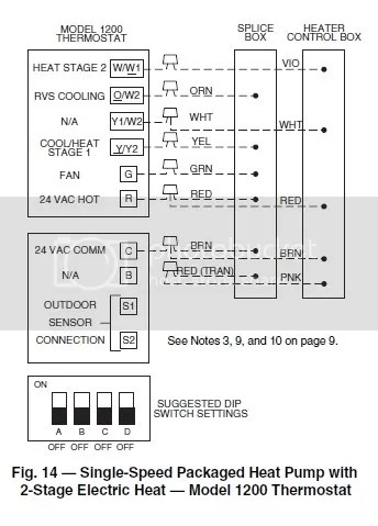 Confused On Thermostat Wiring